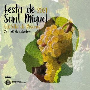 La Fiesta de Sant Miquel llega este fin de semana a Castellví de Rosanes