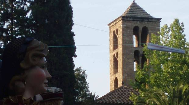 Abrera, la joia del romànic baixllobregatí