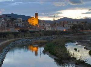 Sant Boi, mirall del Llobregat