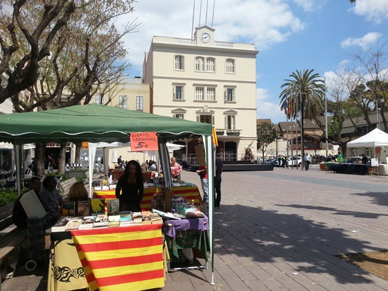 Sant Boi prepara un Sant Jordi participatiu