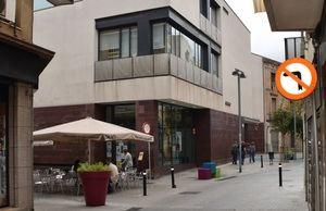 Sant Vicenç cerrará su centro al tráfico para reducir la contaminación