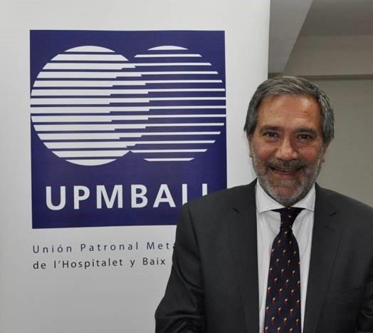 Santiago Ballesté, nuevo presidente de UPMBALL