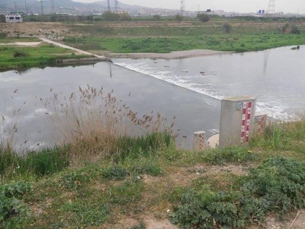 Millores a l'estació d'aforament que el riu Llobregat té a Sant Vicenç dels Horts