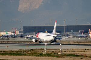 El Aeropuerto de Barcelona-El Prat empieza un nuevo año de récord