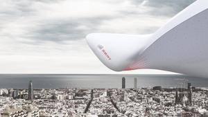 Una nube inspira el futuro Museo Digital de Seat