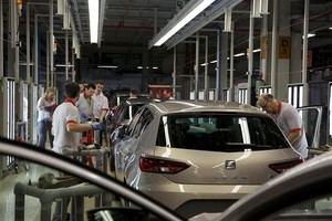 Seat producirá 10.000 vehículos menos hasta diciembre