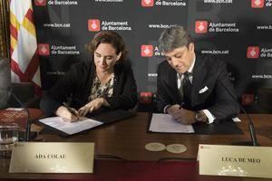 La metrópolis de Barcelona será el escenario del sexto centro de innovación del grupo Volkswagen