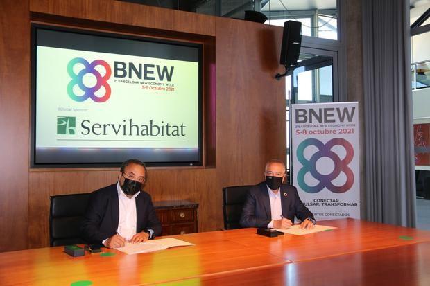 Servihabitat renueva como patrocinador de referencia en la segunda edición de la BNEW