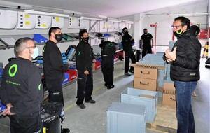 Silence vuelve a fabricar baterías para motos eléctricas en Sant Boi después del incendio