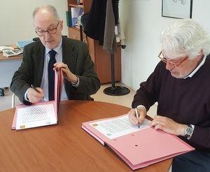 Los Síndics de Cataluña y Cornellà firman un convenio para mejorar la resolución de quejas