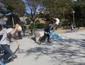 El barrio del Gornal contará con un nuevo 'Skatepark' de 635 metros cuadrados