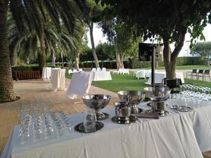 La cena solidaria tendrá lugar el La Masia Sánchez-Casal