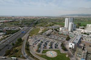 La cobertura de la autovía de Castelldefels: una utopía total de la plaza Cerdà al río Llobregat