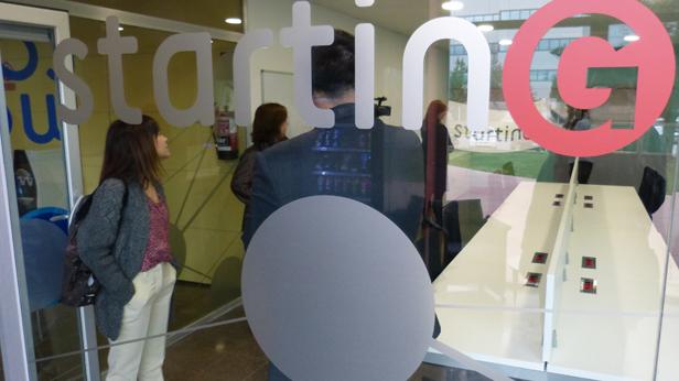 El Ayuntamiento de Gavà presenta 'Starting', un espacio donde hacer crecer proyectos empresariales de sectores estratégicos