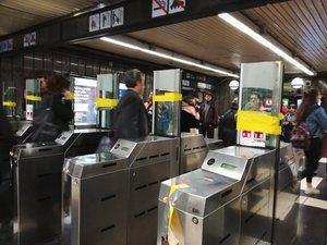 La plataforma ya ha realizado algunas acciones de protesta este mes como abrir barreras para evitar el pago del transporte