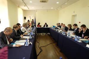 Generalitat i Ajuntament de L�Hospitalet acorden impulsar la l�nia 10 del Metro