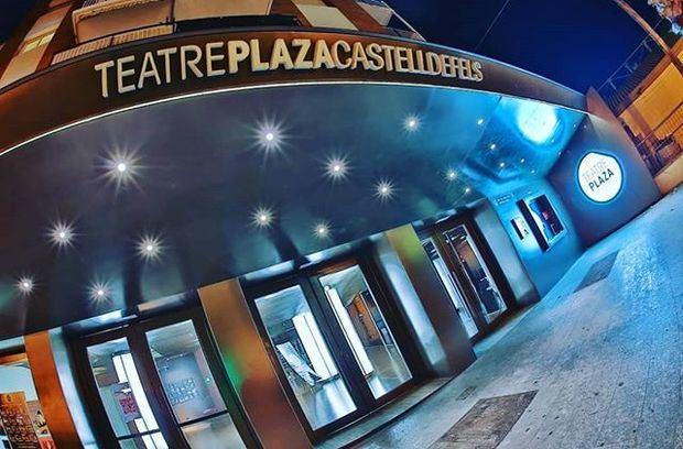 El Teatro Plaza de Castelldefels cumple 10 años