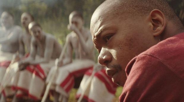 Escena de la película 'La herida' que se proyectará en el Cicle de Cinema Africà.