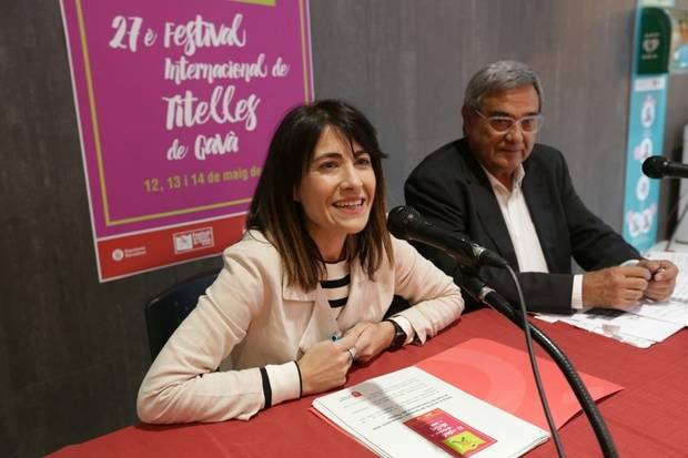 Gavà recibe la 27ª edición del Festival Internacional de Titelles