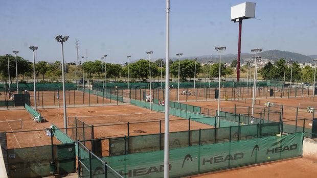 La continuidad de la Federació Catalana de Tennis, pendiente del 'Sí' de Cornellà