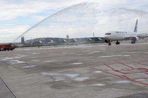 La nueva conexión es operada por WestJet Airlines.
