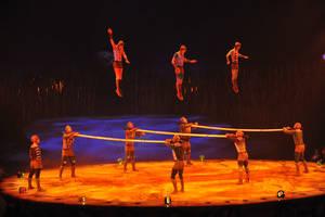 El barrio hospitalense de Bellvitge acoger� las giras del Cirque du Soleil hasta 2030