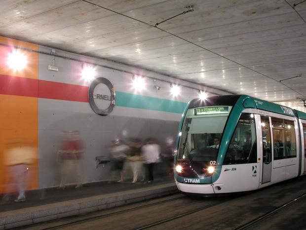 Aumentan los viajes en tranvía en más de un millón de personas durante 2018
