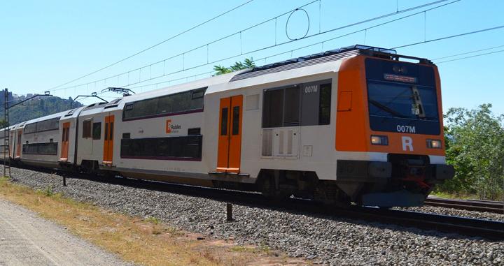 Las obras de la estación de Sants afectan a los usuarios de L'Hospitalet y el Baix Llobregat