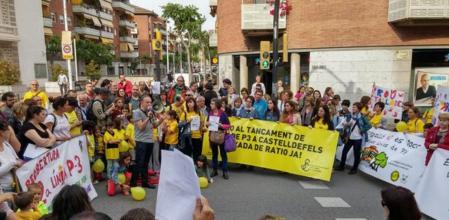 UGT del Baix Llobregat exige la reducción de las ratios escolares para evitar cierres en P3