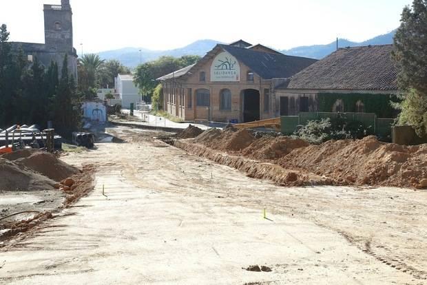 Sant Joan Despí inicia el proceso de urbanización de Les Begudes