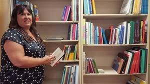 """Núria Vallduriola: """"Vaig voler ser mestra per millorar el model educatiu"""""""