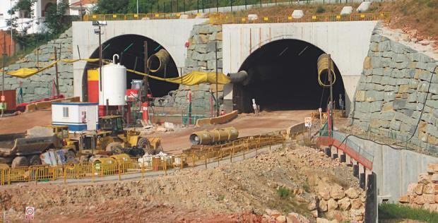 La Variante de Vallirana entrará en funcionamiento antes de acabar el año