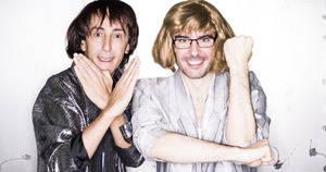 David Fernández i JuanRa Bonet obriran, en el marc de la Festa Major de Sant Andreu, la segona part de la temporada del Núria Espert amb 'Dos'