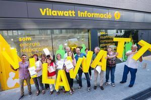 La compañía energética local de Viladecans llega a la final de los premios europeos RegioStars