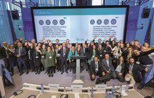 Viladecans exporta su exitoso proyecto Vilawatt a Grecia, Bélgica y Hungría