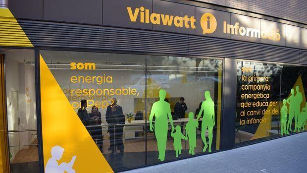 Vilawatt suministra electricidad a sus primeros clientes