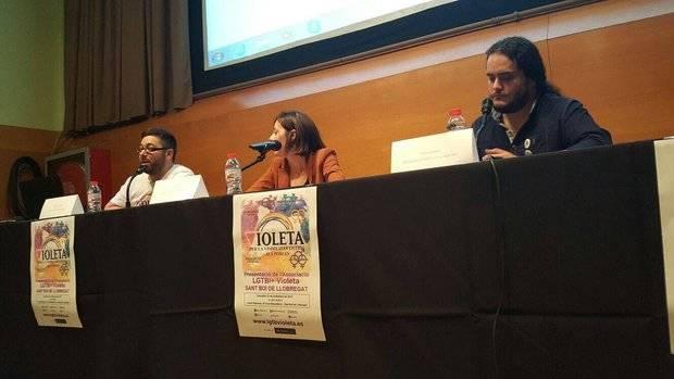 Sant Boi presenta la delegación local de la entidad LGTB+ Violeta