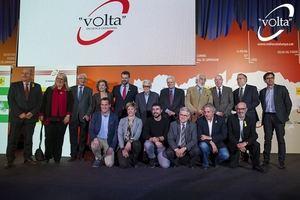 Presentación de la 98ª Volta Ciclista a Catalunya.