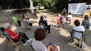 Gavà impulsa un servicio de voluntariado para el acompañamiento de personas mayores