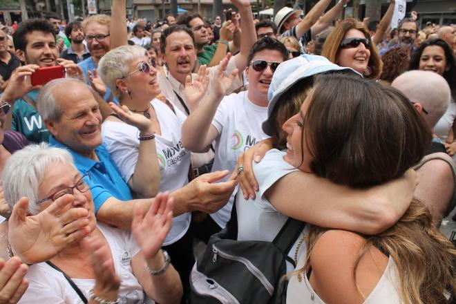 Un pacto de izquierdas arrebata Castelldefels al PP