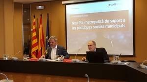 L'AMB injectarà 36 milions d'euros als ajuntaments per fer front a l'atur i a la pobresa energètica