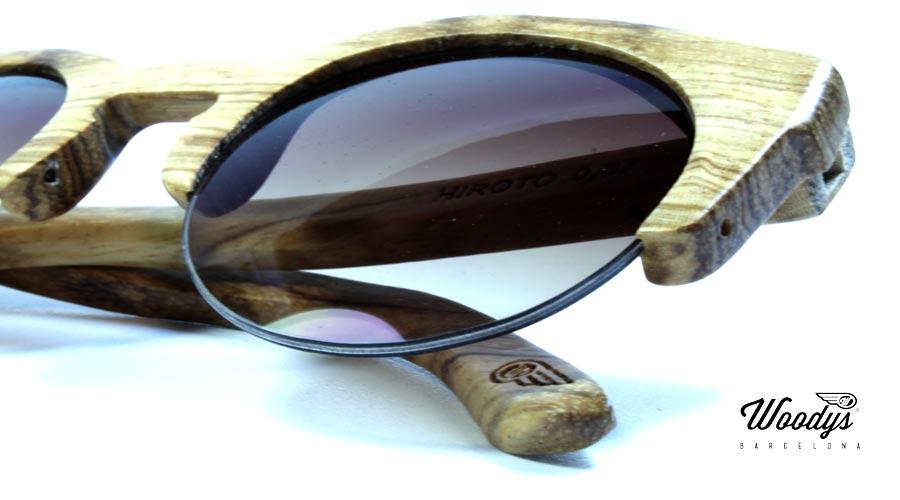 Gafas de madera … irresistibles  d474de95d8e1