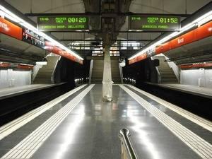 Vaga parcial al Metro de Barcelona entre les 10 i les 15 hores