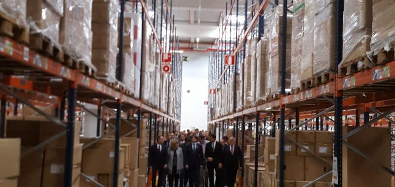 16d9ebd085c Decathlon fortalece su matrimonio logístico con el Baix Llobregat ...